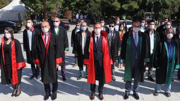 Burdurda yeni adli yıl töreni