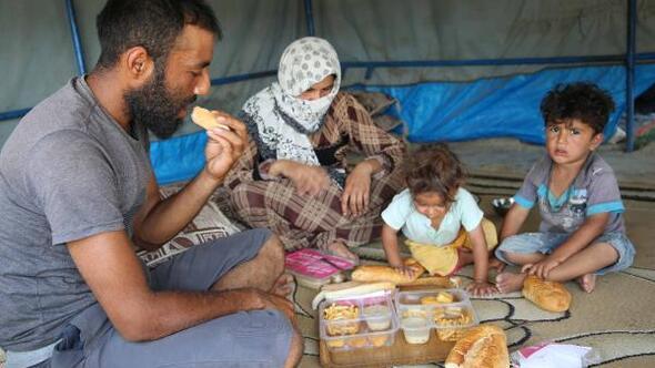 Büyükşehir'den, uluslararası işbirliği ile tarım işçilerine sıcak yemek