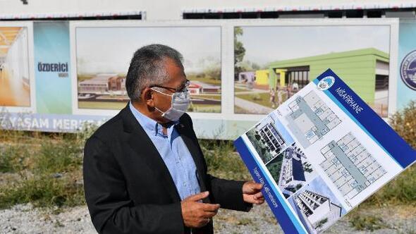 Kayseri Büyükşehir Belediyesi, hasta ve hasta yakınları için misafirhane yapacak
