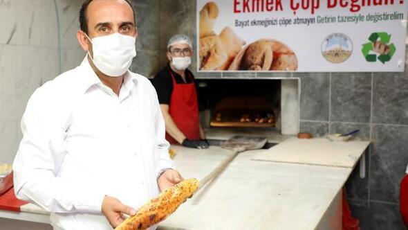 Ekmek israfına taze ekmekli çözüm