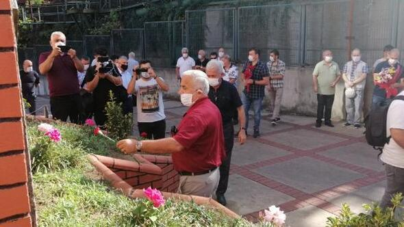 İş yerinin önünde öldürülen TTK işletme müdürü anıldı