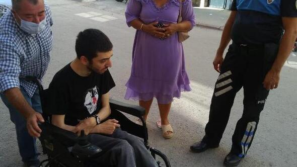Eskişehir'de 24 engelli, gönül köprüsü projesiyle tekerlekli sandalyeye kavuştu
