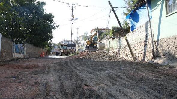Tokatta, Uzunseki Caddesi yenileniyor