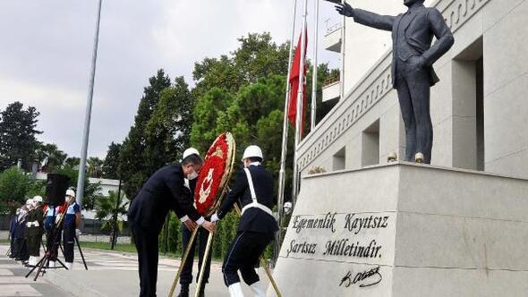 Osmaniyede 19 Eylül Gaziler Günü kutlandı