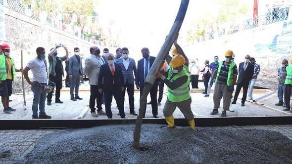 Çankırı'da Tatlıçay Islah Projesinin temeli törenle atıldı