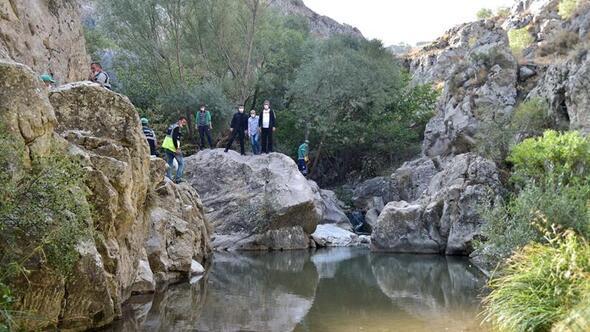 Kanyonda bir gün