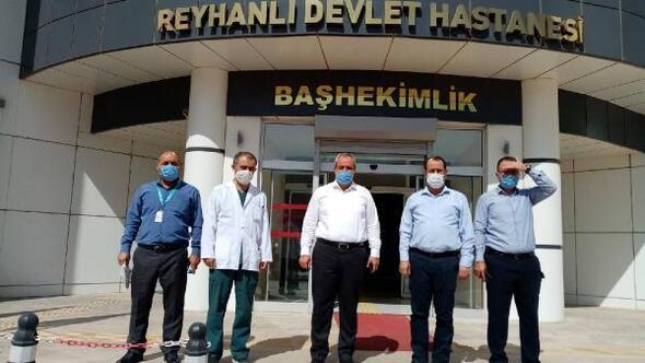 Hatay İl Sağlık Müdürü Hambolat: Koronavirüs ile mücadelemizde taviz yok
