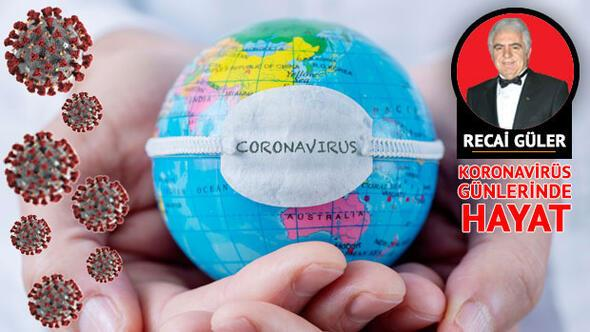 Aşı bulunana kadar pandemi devam edecek