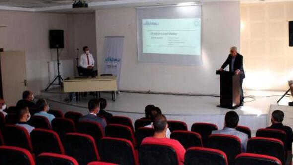 Nurdağı'nda proje tanıtımı