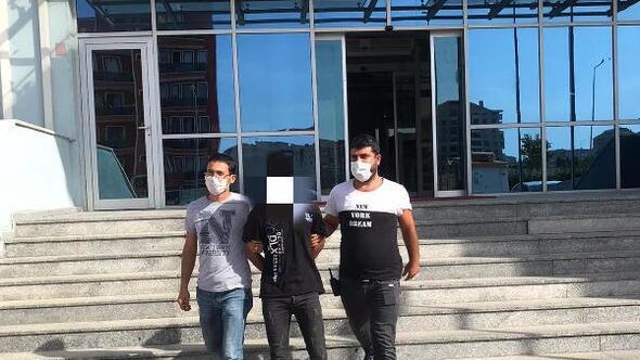 İş yerleri ve araçtan hırsızlık şüphelisi tutuklandı