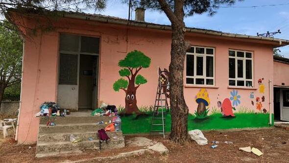 Keşanda, Orman okulu projesi hayata geçirildi