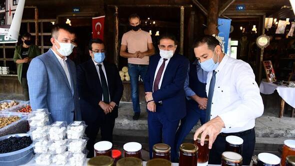 Altınköy'de Çamlıdere tatları