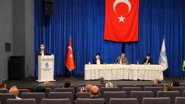 Başakşehir Belediye Meclisi 2021 bütçesini onayladı