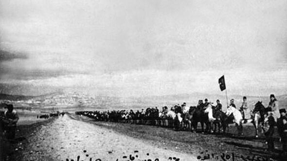 Atatürk'ün gelişini Konya Yolu'nda canlandıralım
