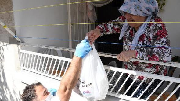 Mersin'de aşhane pandemi sürecinde 500 bin kişinin karnını doyurdu