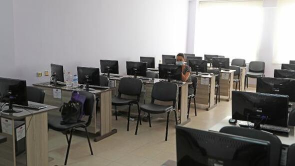 Mezitlide EBA Destek Merkezi açıldı