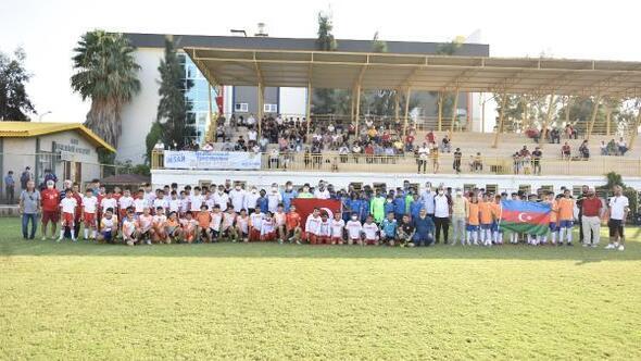 U-13 Fatih Mehmet Kocaispir Turnuvası başladı