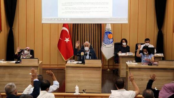 Akdeniz'in 2021 yılı mali bütçesi oybirliği ile kabul edildi