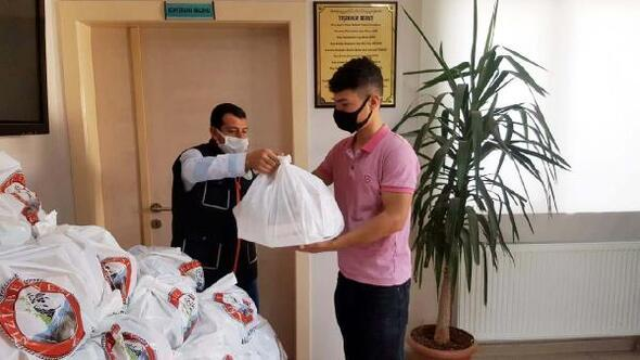 Nizip Belediyesinden çölyak hastalarına yardım