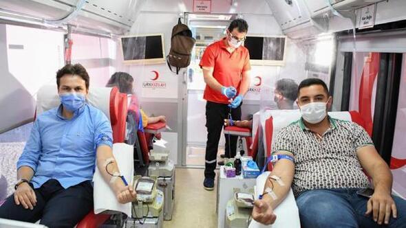 Demrede kan bağışı