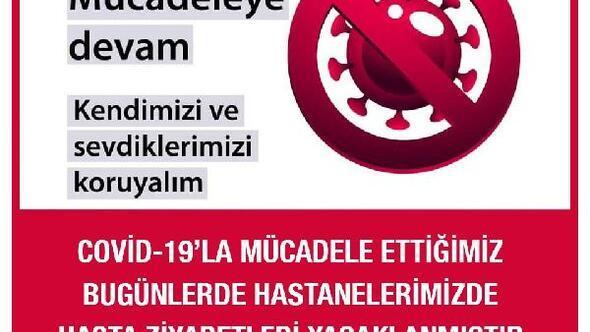 Kırklareli Devlet Hastanesinde hasta ziyareti yasak, randevu zorunlu