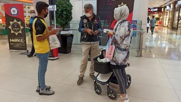 Osmaniyede, En iyi narkotik polisi Anne projesi hayata geçirildi