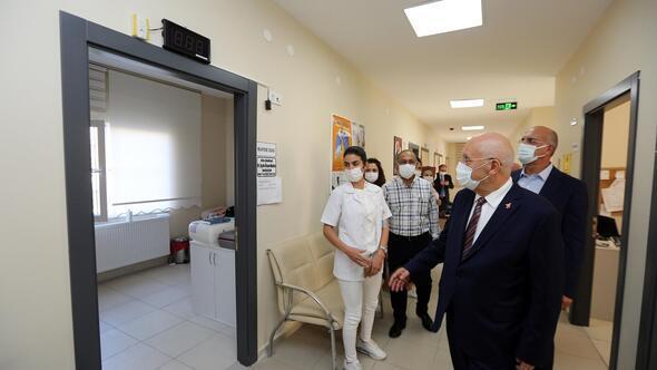 39'uncu sağlık merkezi açıldı