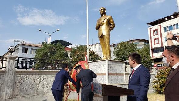 Karakoçanda Cumhuriyet Bayramı kutlamaları