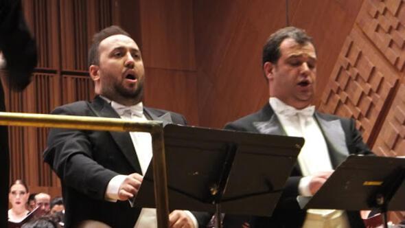 Cumhuriyet coşkusu Opera Sahnesinde