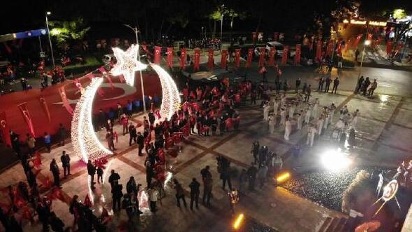 Muğlada Cumhuriyet Bayramı coşkuyla kutlandı