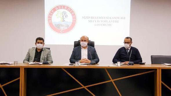 İzmir depreminde hayatını kaybedenler Nizipte anıldı