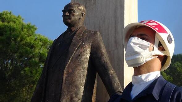 Ulu Önder Atatürk, Anamur'da anıldı