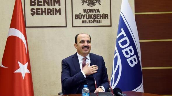 TDBB Başkanı Altay: Konya ile Bosna'nın kalbi birlikte atar