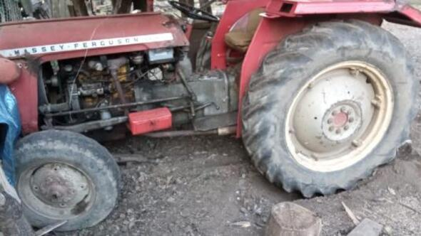 Sakarya'da traktörden düşen yaşlı adam hayatını kaybetti