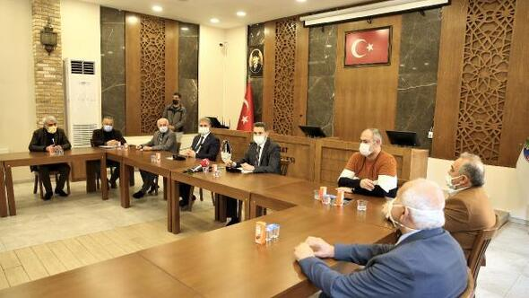 Başkan Eroğlu: Esnafın yanındayız