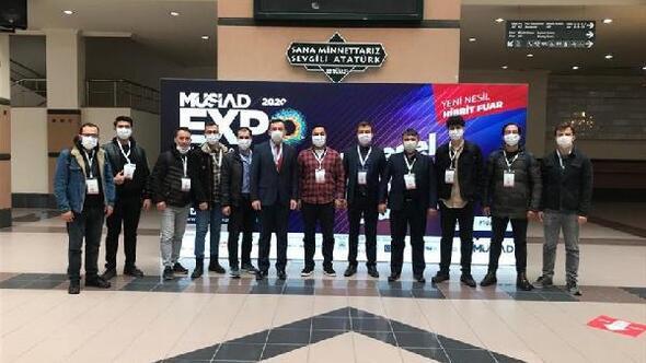 İnegöl Belediyesi Proje Takımı, Müsiad Expo'da