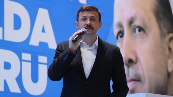 AK Partili Hamza Dağ İzmir ve İzmirliler CHP'ye mahkûm değildir