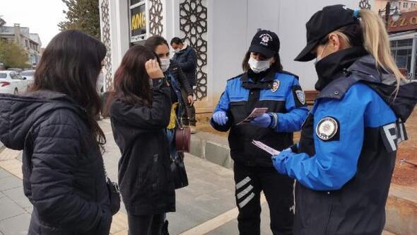 Tunceli polisi, KADESi tanıttı