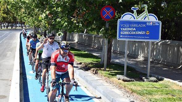Bisiklet yolu ağır aksak