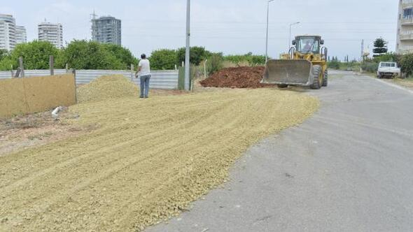 Yenişehir'de inşaat sahalarına düzenleme geldi