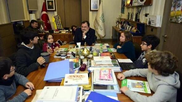 Süleymanpaşa Belediyesinin KOD Akademisi öğrencilerine ödül