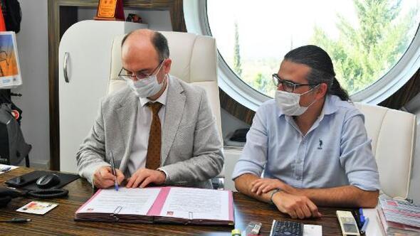 Osmaniyede Üniversite–Sanayi İşbirliğiProtokolü imzalandı