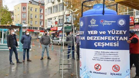Süleymanpaşa Belediyesi ile Namık Kemal Üniversitesinden, salgınla ortak mücadele