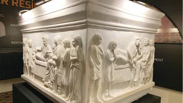 Türkiye'nin arkeolojik zenginliği bu anıt mezarda