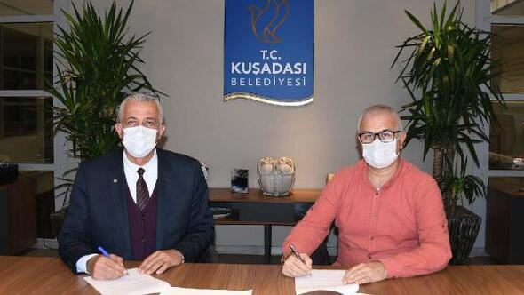 Kuşadasında daha sağlıklı kentleşme için protokol imzalandı