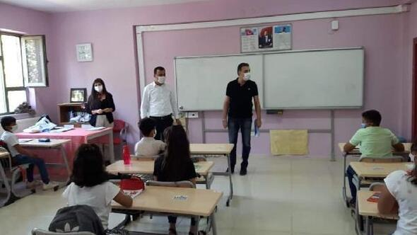 Kızıltepede Okulum Temiz projesinin çalışmaları devam ediyor
