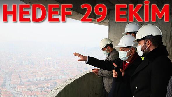 Türkiye'nin en yükseği