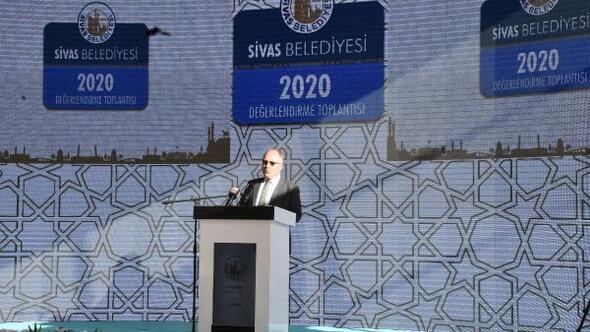Başkan Bilgin, 2020 yılını değerlendirdi