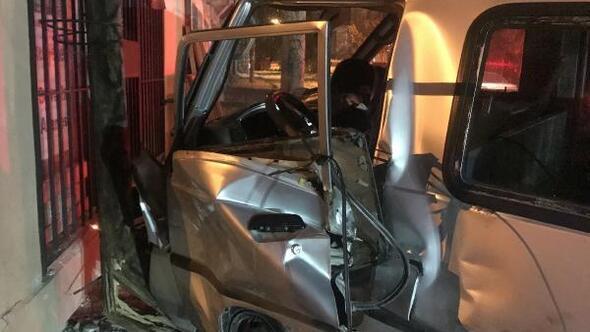 Bolvadinde kaza: 1 yaralı