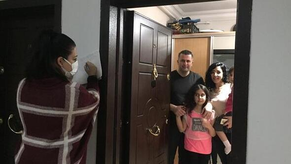 Yeni yuva için kapı kapı tarama